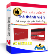 Quản lý thẻ thành viên AZ MEMBER