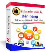 Quản lý bán hàng AZ POS